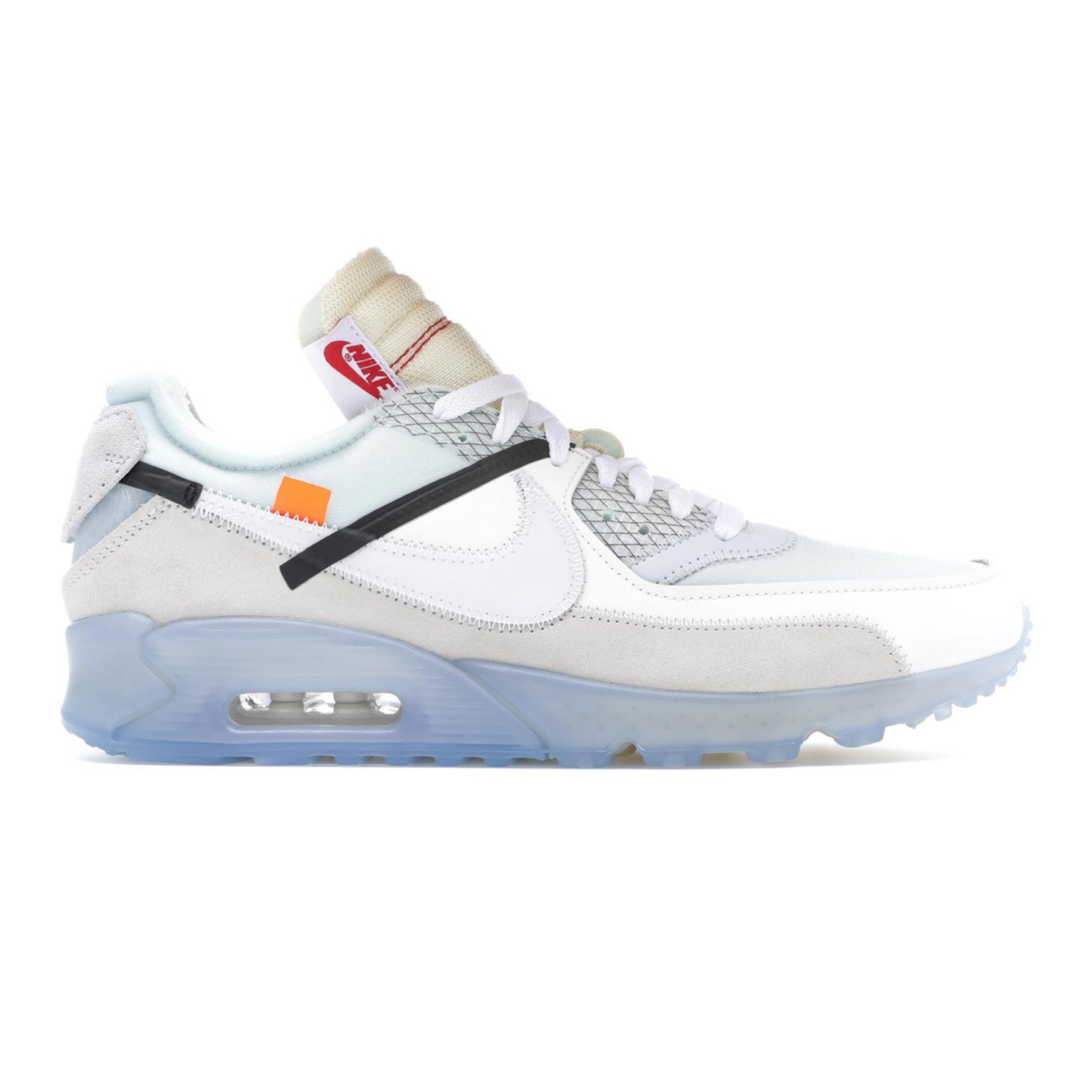 Off-White X Nike Air Max 90 Og (Pre-Owned)