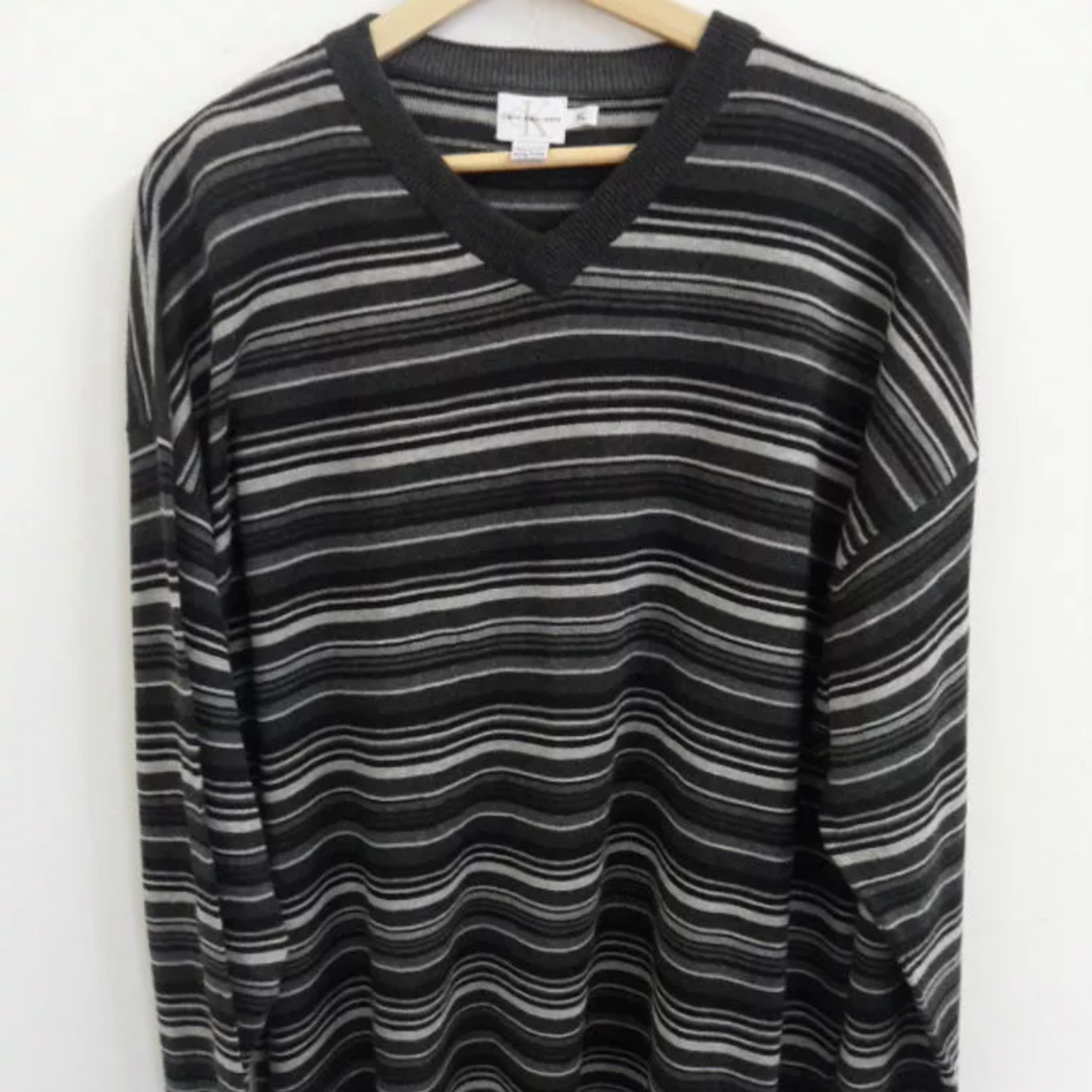 Calvin Klein Men's Jumper Size Xl Original: Ls524