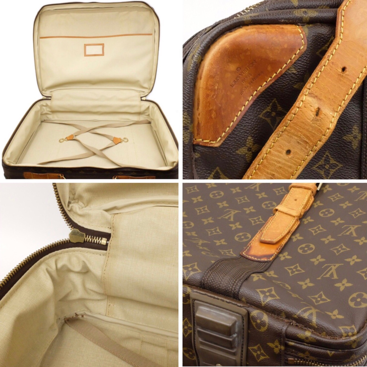 Louis Vuitton Trunk/Suitcase