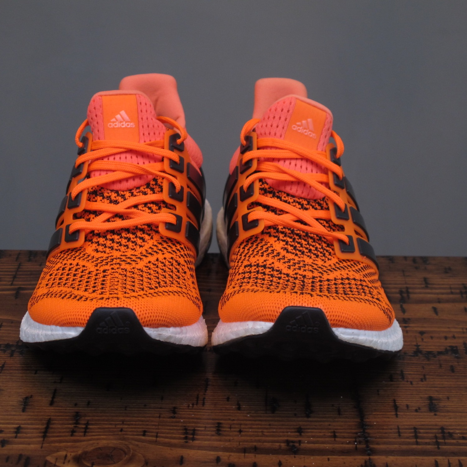 10f09f050abdf Adidas Ultraboost 1.0 Solar Orange Ds Size 8.5