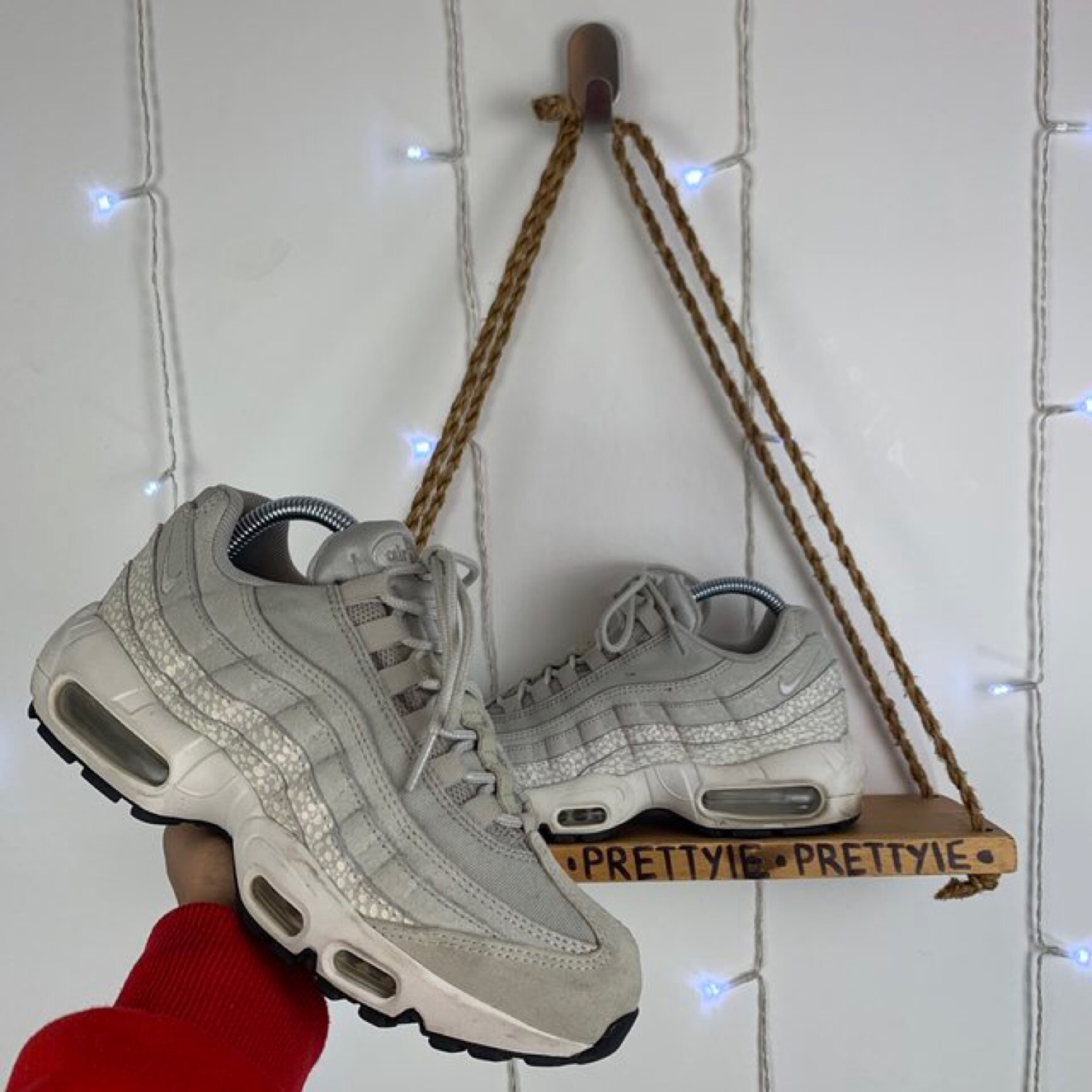 Women's Nike Air Max 95 Moon Particle