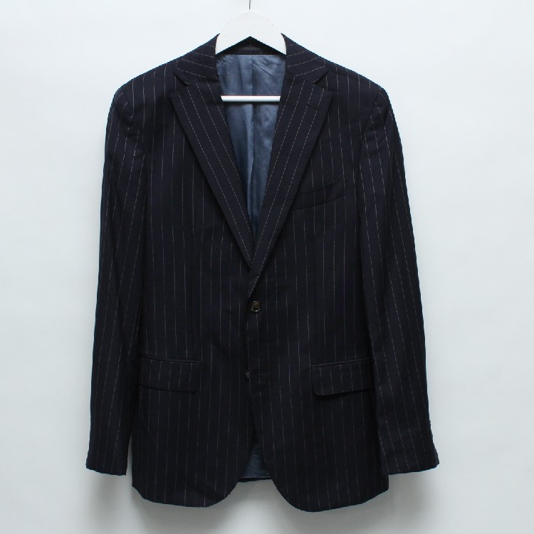 7ab5862ef Suitsupply Jacket Blazer Sevilha 100% Wool 2Btn Made In Italy Men's Size 48  Exclusive RARE Vintage 100% Authentic 🔥 Final Price 🔥 Final Drop or  delete !!