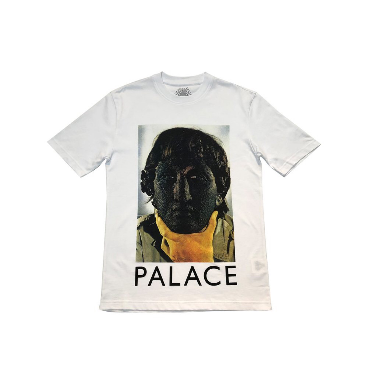Palace Nicked Tee White Size Small