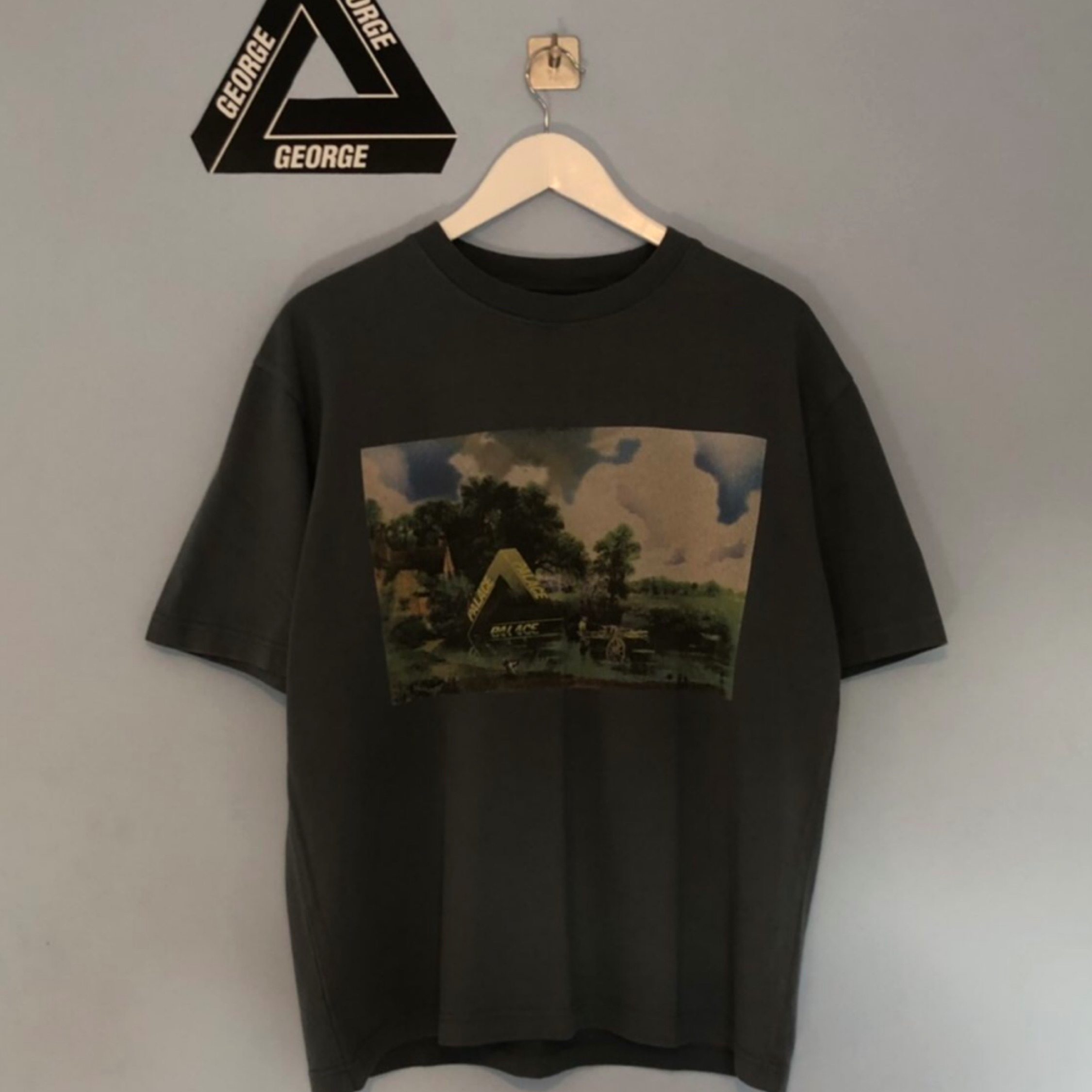 Palace Stubble T Shirt