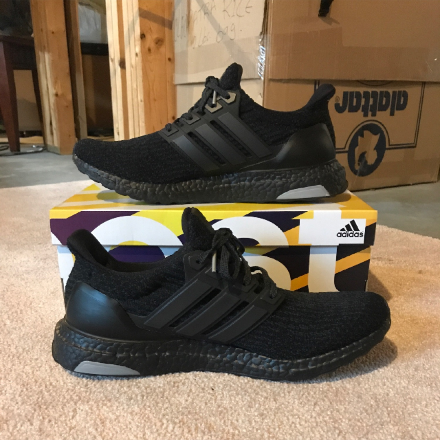 541fa0d3b59 Ultra Boost 3.0 Limited  Triple Black