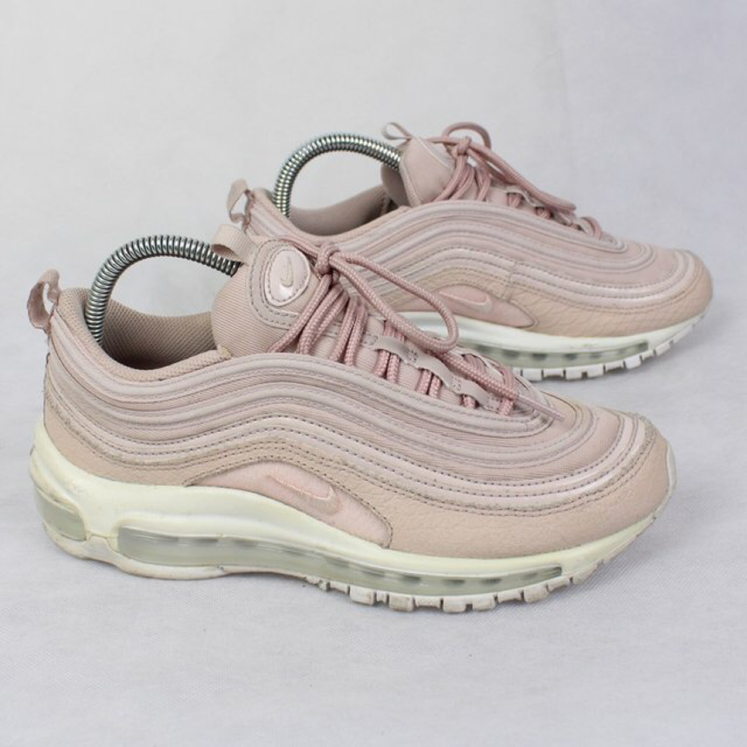 Nike Air Max 97 Slit Red Trainers