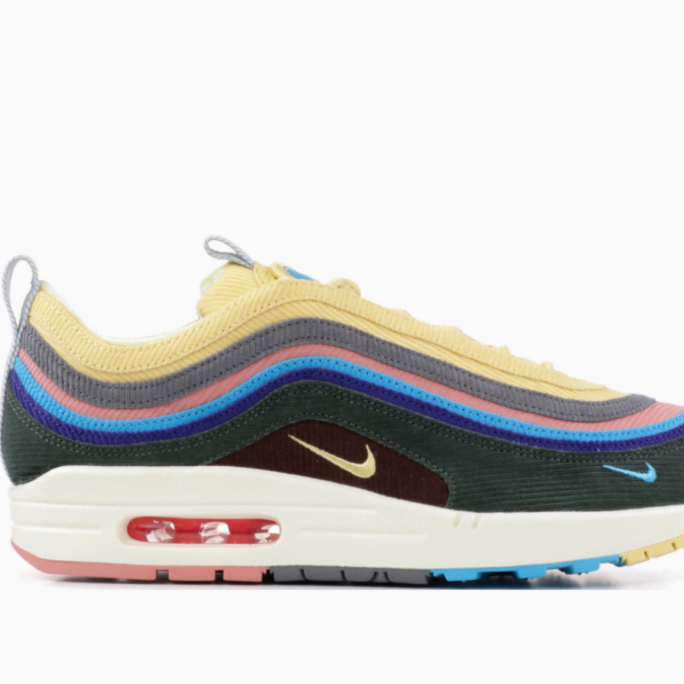 Air Max 1/97 Sean Wotherspoon (Extra Laces)