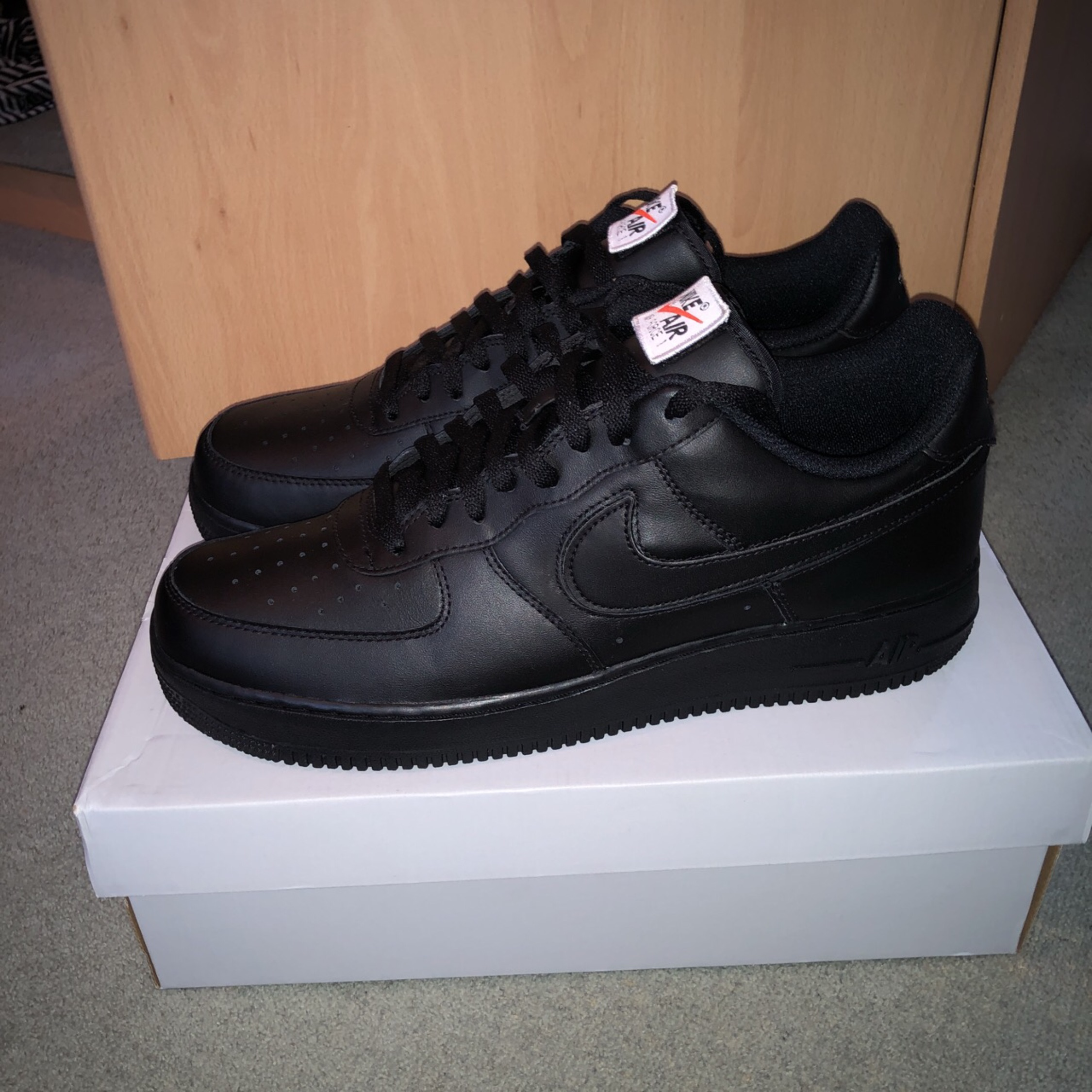 air force 1 velcro