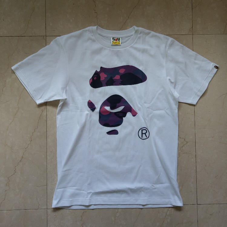 Bape ABC Ape Face Tee