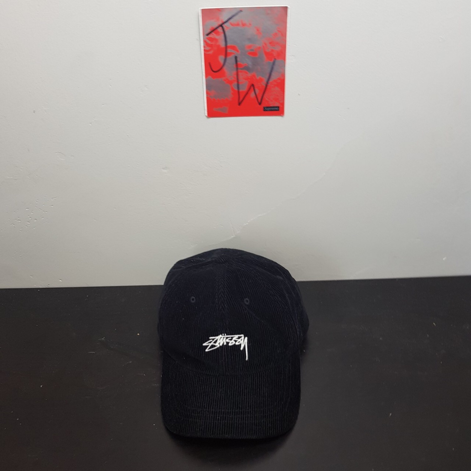 Stussy Cord Hat Great Cond