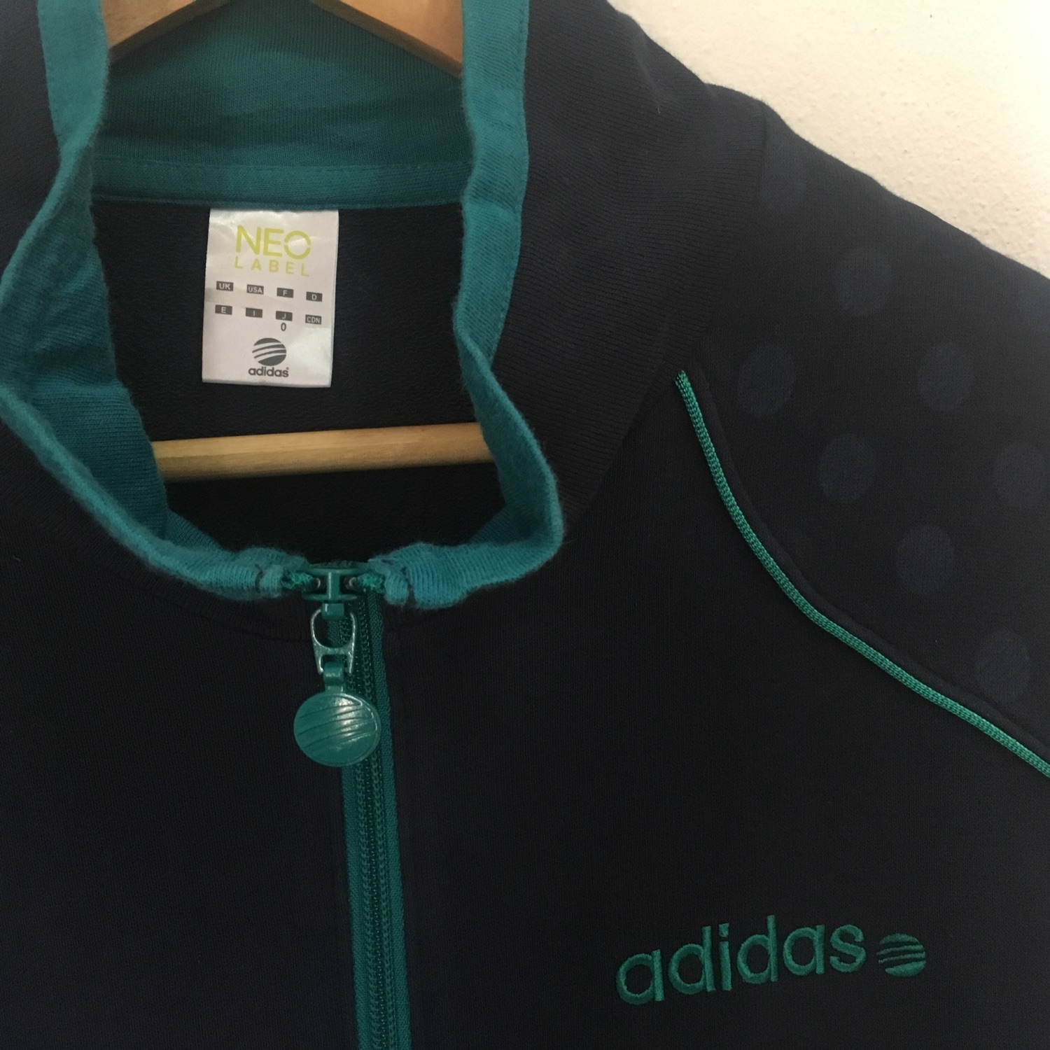 Adidas Sweater Full Zip