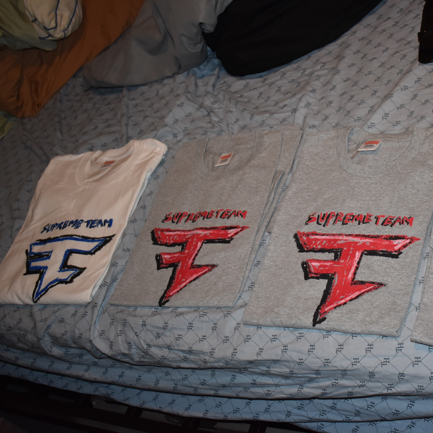 Supreme X Faze Clan T Shirt