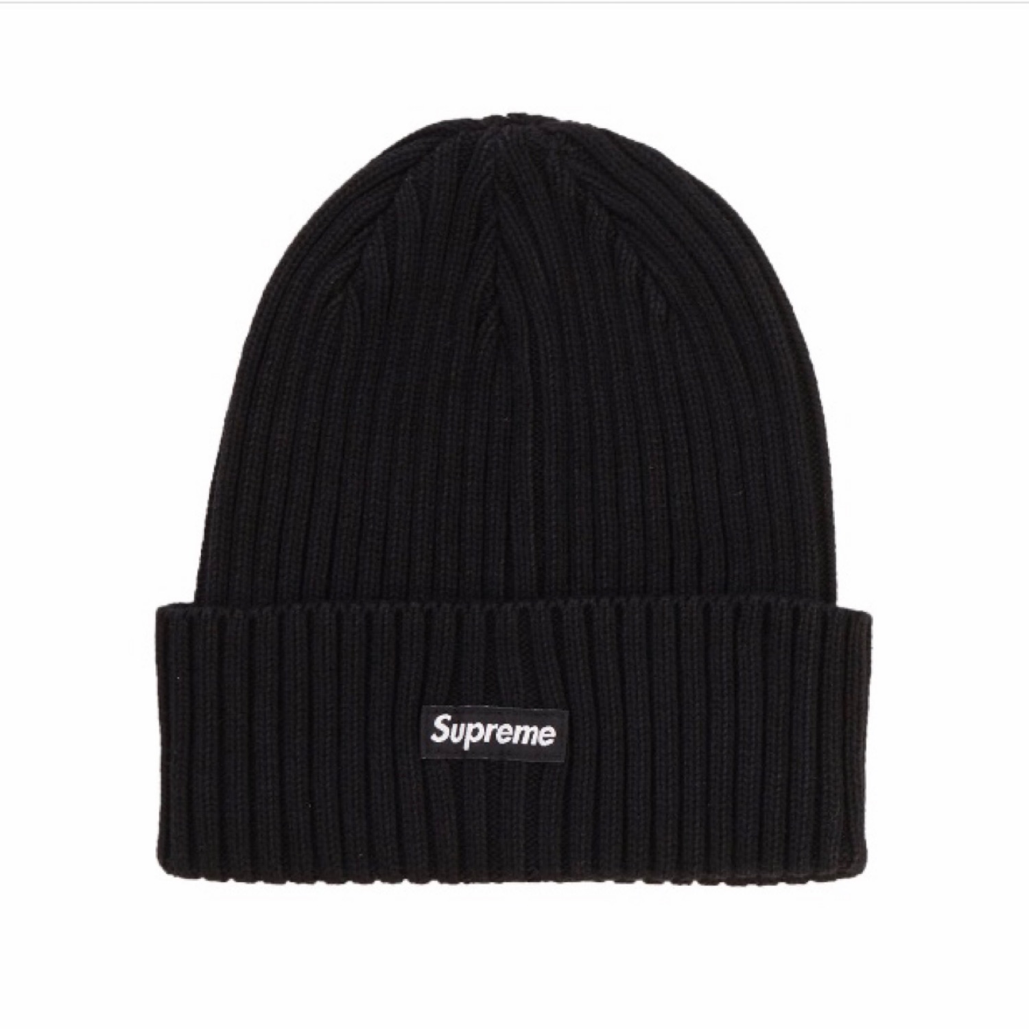 Supreme Overdyed Beanie Ss18 *Deadstock*