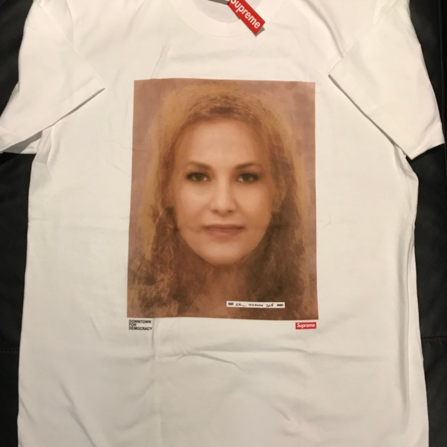 Supreme 18 & Stormy Tee *Dswt*
