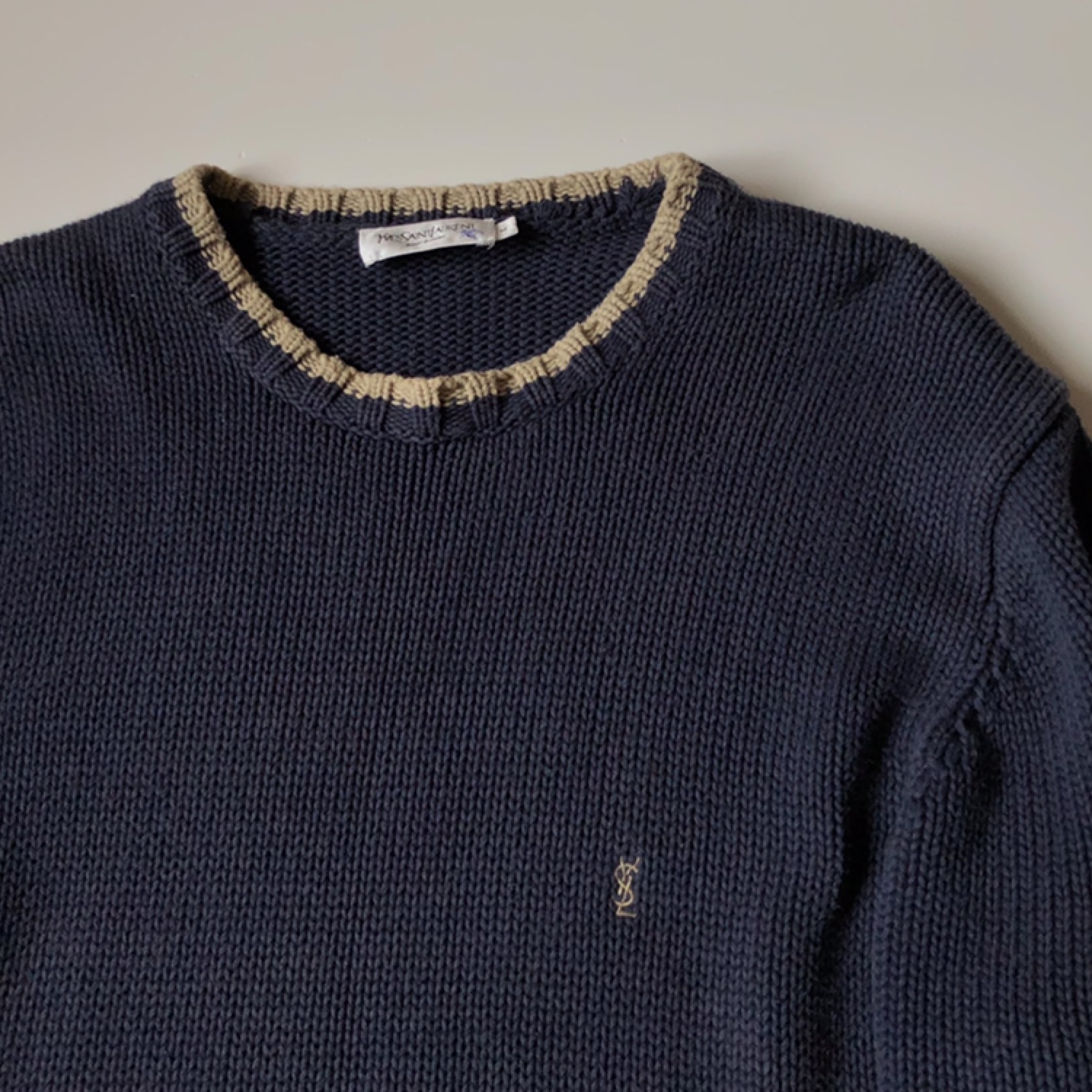 Yves Saint Laurent Knit Vintage