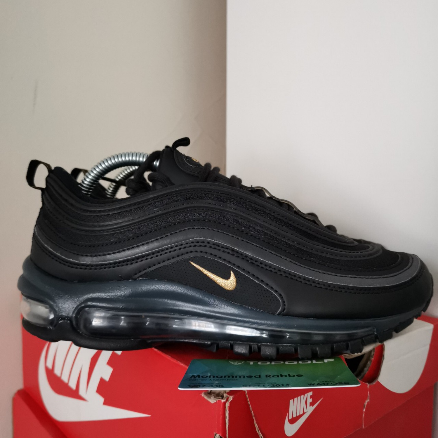 nike air max 97 antracite