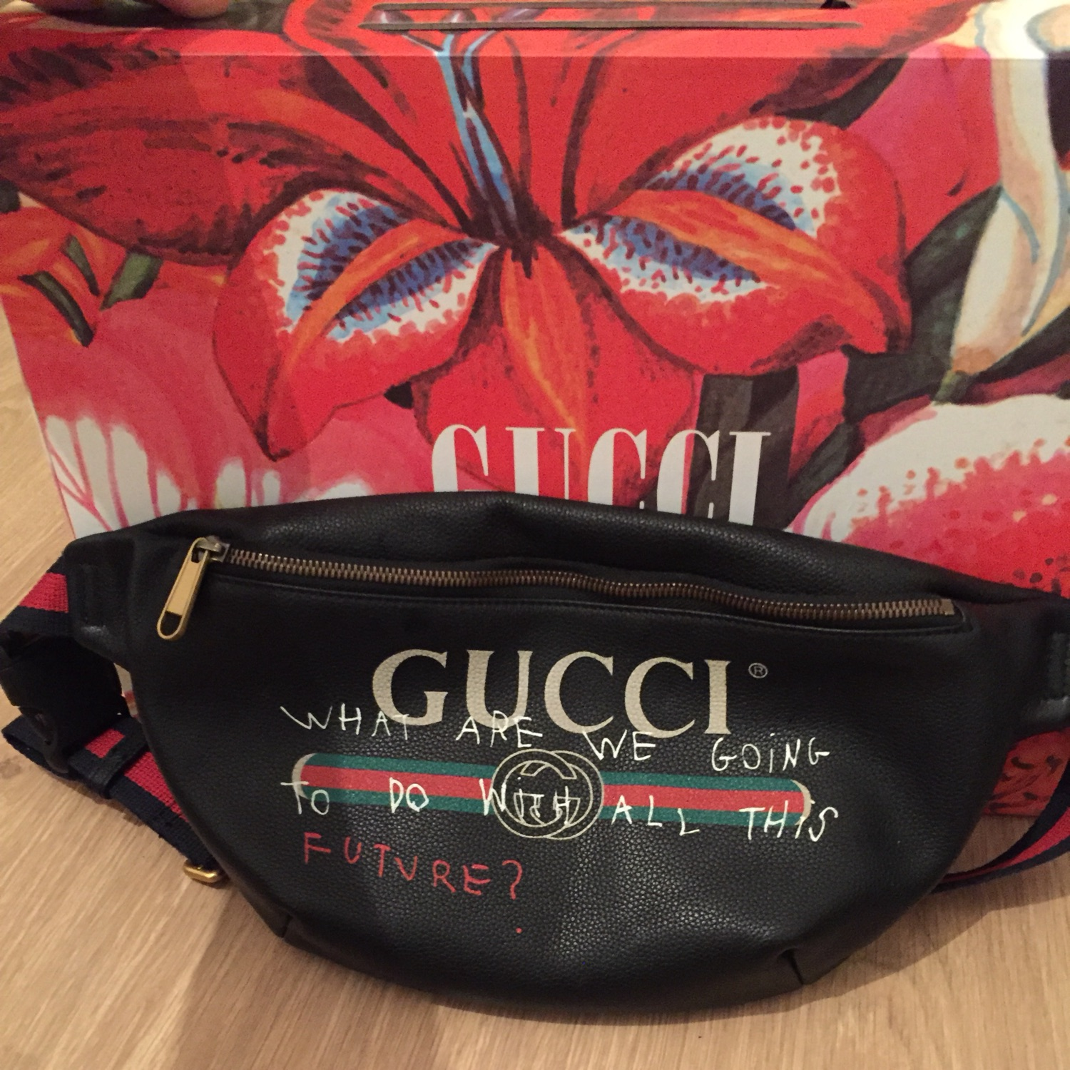 Gucci Coco Capitan Belt Bag