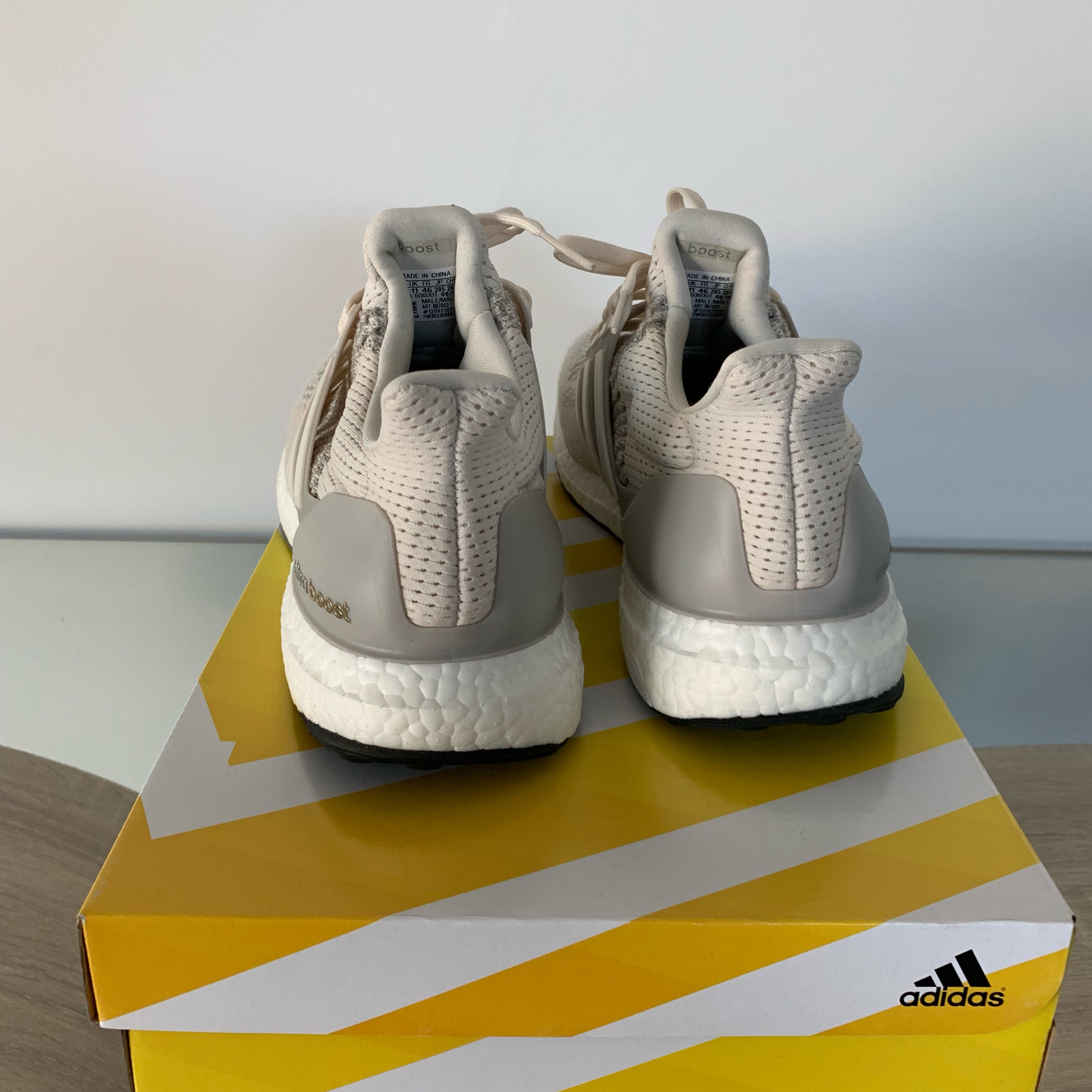 Adidas Ultraboost 1.0 Cream (Looking For Trades)