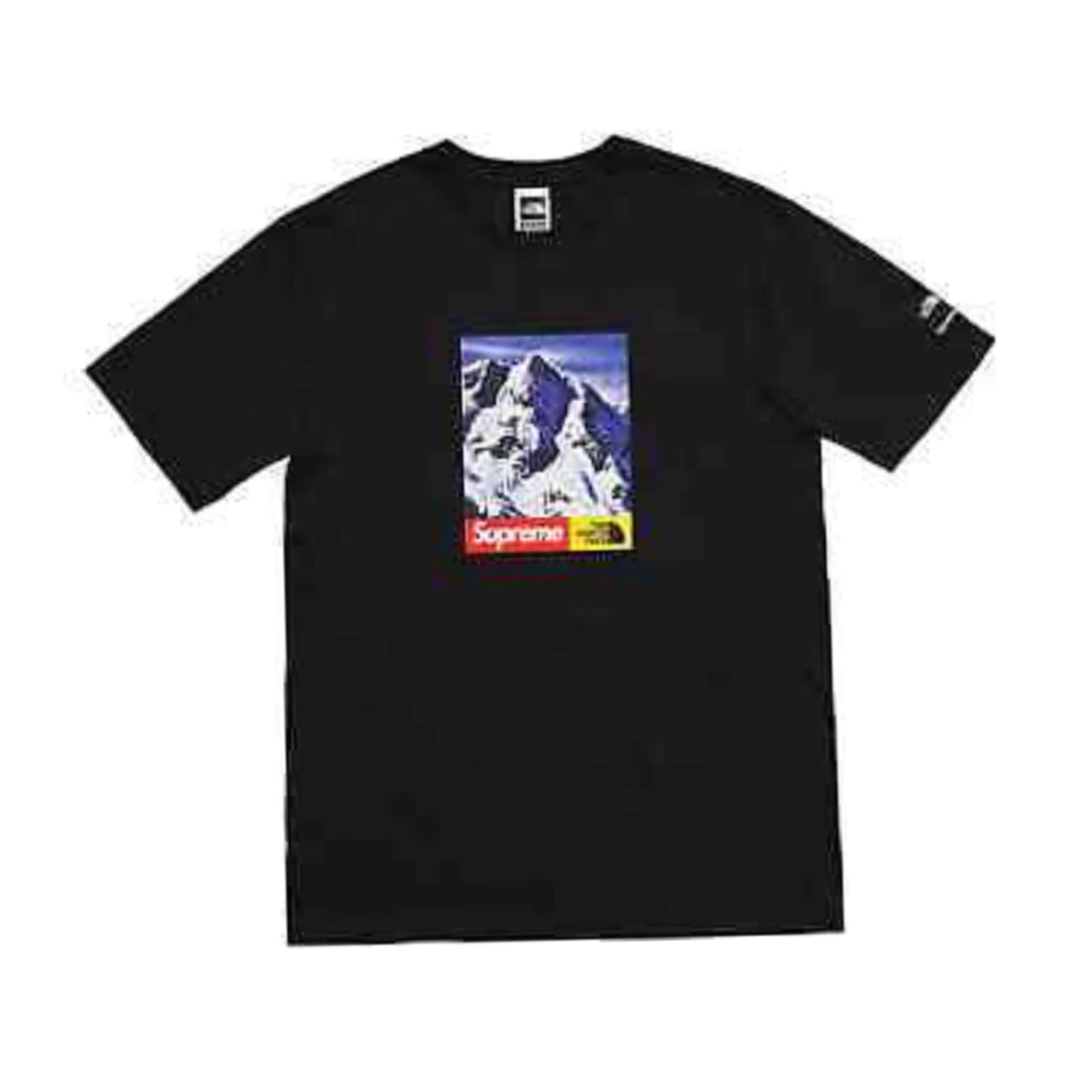 Supreme The North Face Mountain Tee Black M