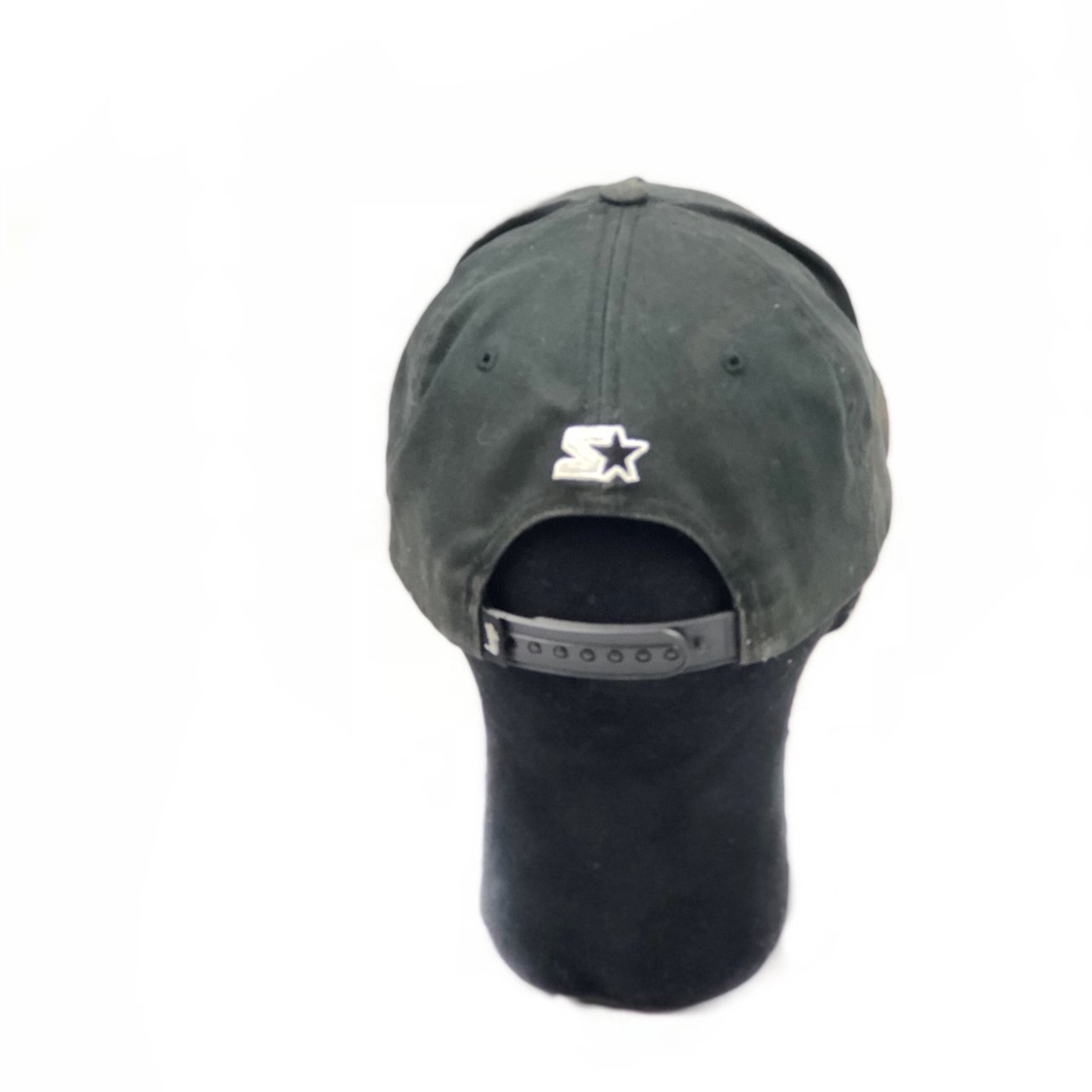 Stussy Started Snapback Screen Print Front Cap