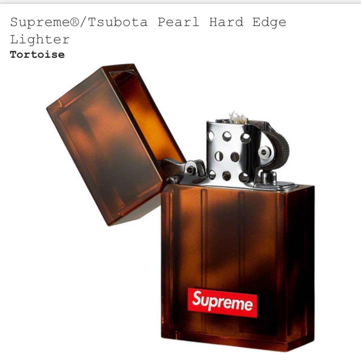 Surpeme Tsubota Pearl Hard Edge Light