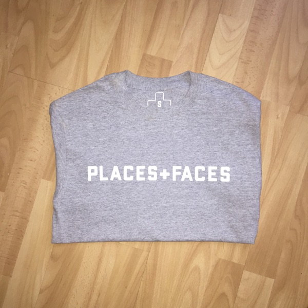 Places Faces Tee
