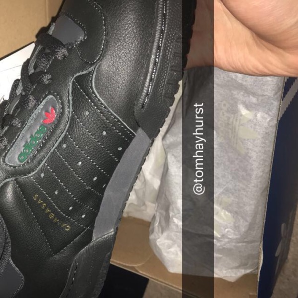 Yeezy Powerphase Core Black