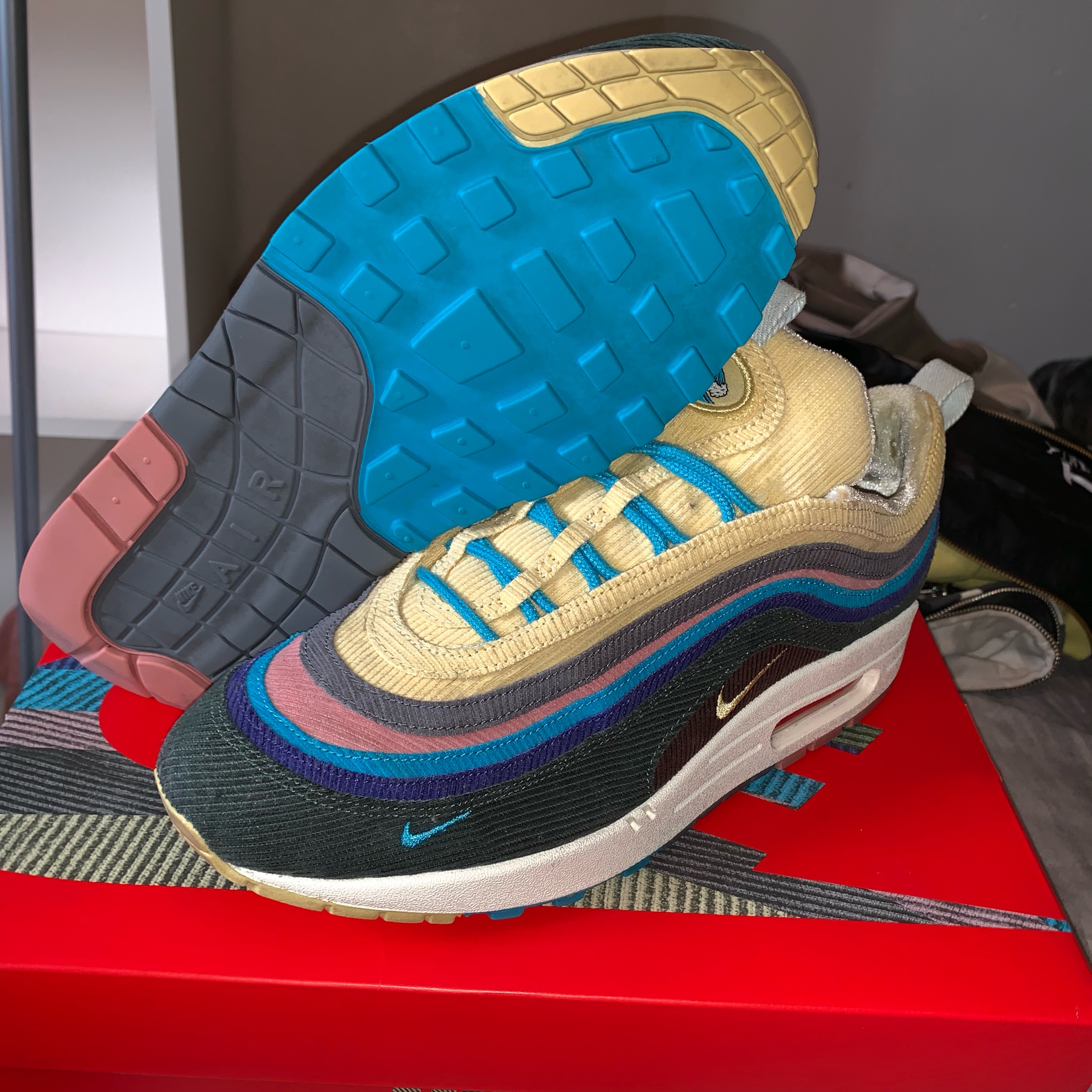 huge discount 859e2 2c1ea Air Max 1/97 Vf Sean Wotherspoon