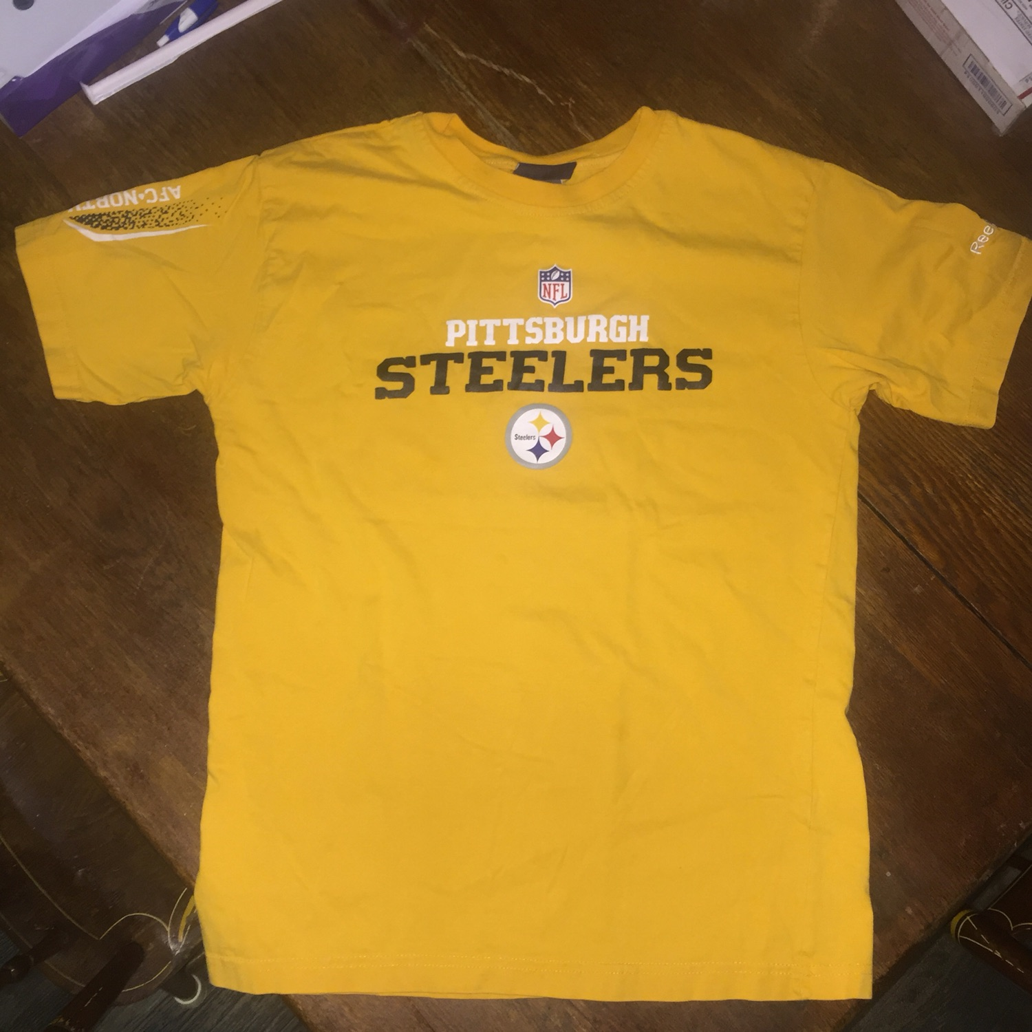 Pittsburgh Steelers Reebok Tee Shirt