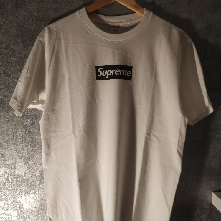 Supreme Box Logo Tshirt Paris