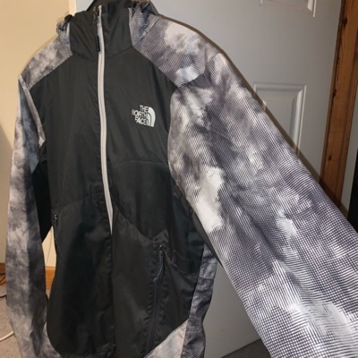 North Face Windbreaker Limited Edition