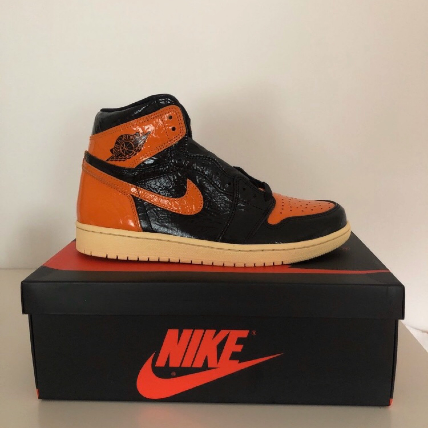 factory outlets high fashion hot new products Nike Jordan 1 Shattered Backboard 3.0