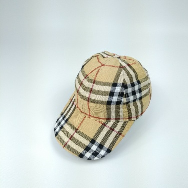 90s Burberry Nova Check Checkered Rare Cap Hat Vintage