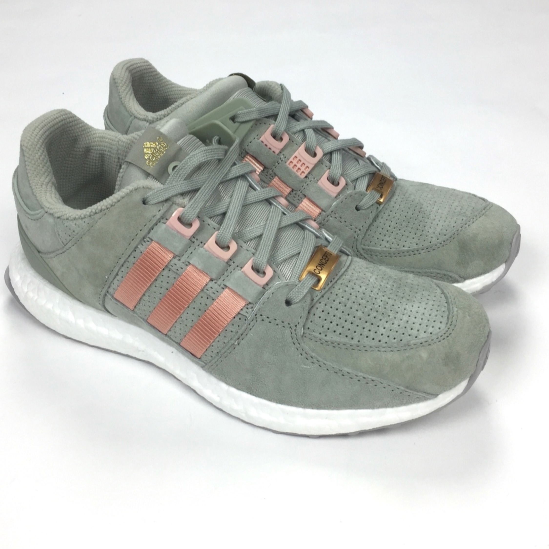 finest selection 28ac2 e346f Adidas X Concepts Grey Eqt Support Ultra Boost