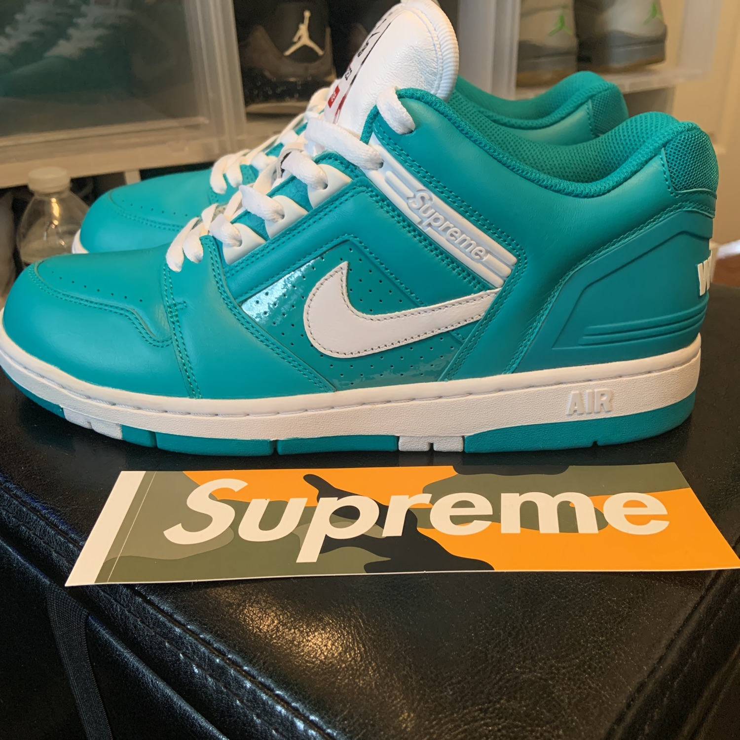 nike air force 2 low supreme