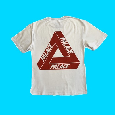 Palace Tri-Ferg T Shirt - Covent Garden Exclusive