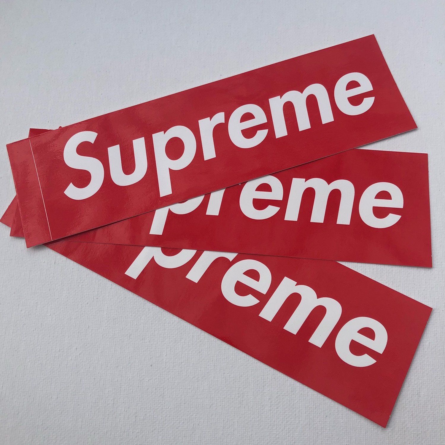 Supreme Stickers ( 3 Pack Special )