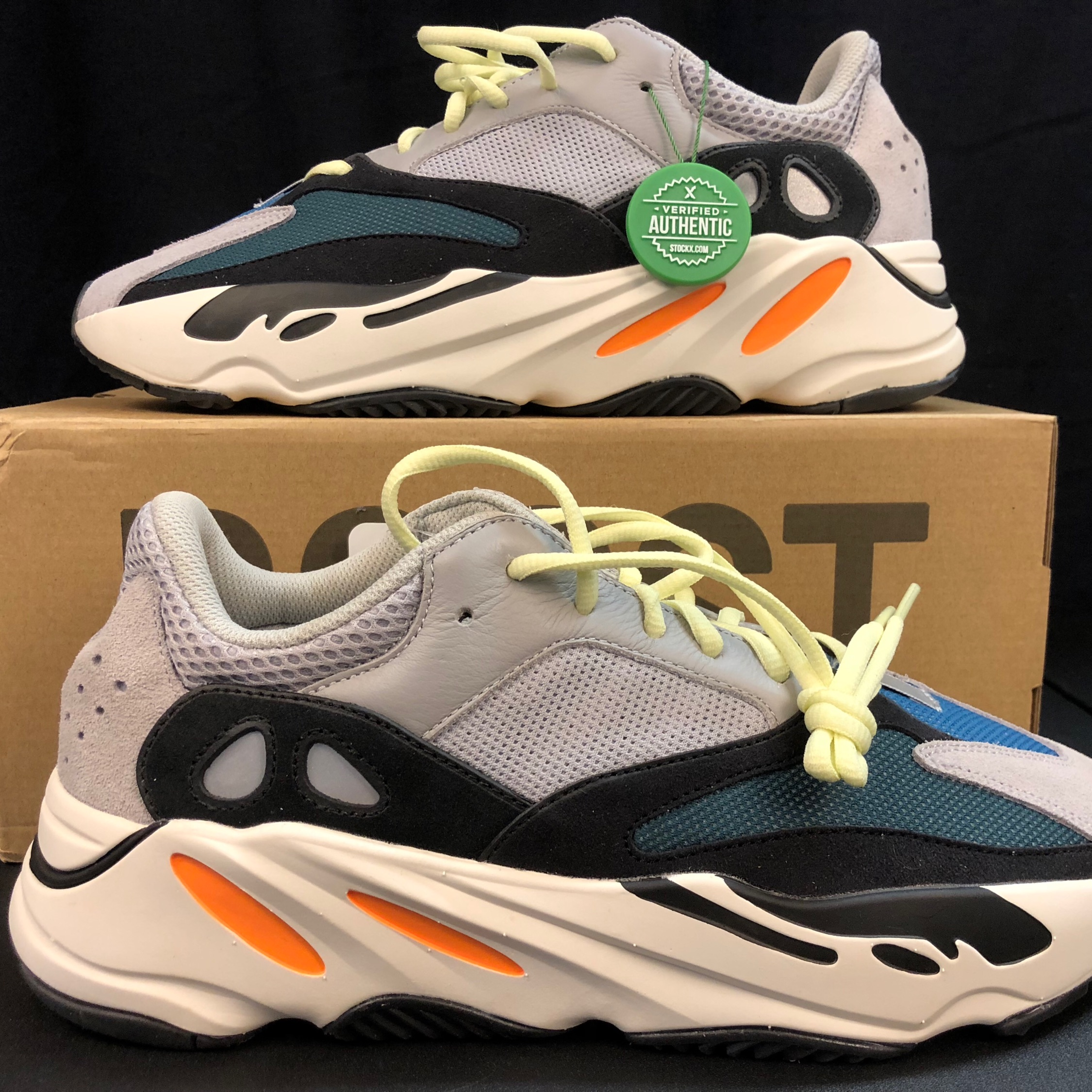 quality design 7fa39 b304a Adidas Yeezy Boost 700 Wave Runner Size 11