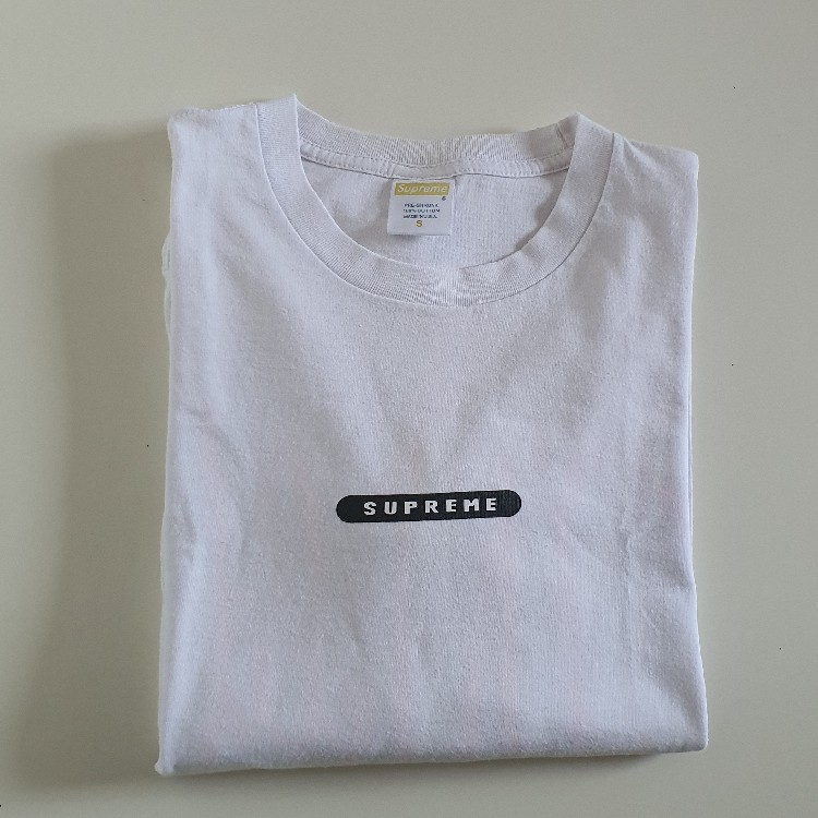 SS16 Supreme Wild L/S tee size Small S