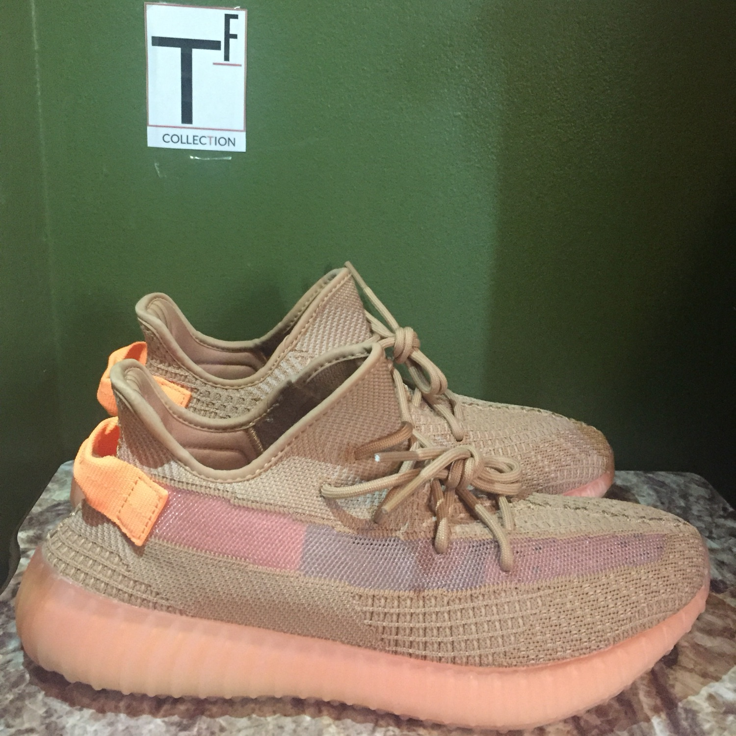 huge selection of a0922 c03bc Adidas Yeezy Boost 350 V2 Clay 11.5