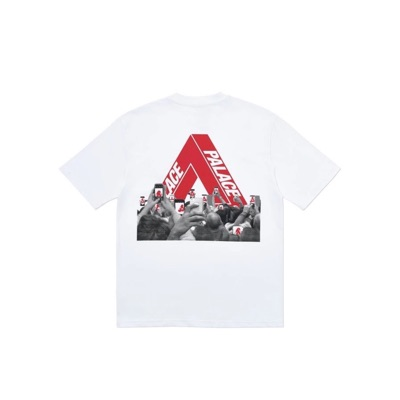 Palace Tri Phone T-Shirt White