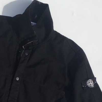 Rare Iperwool Stone Island Ice 2008 Autumn Jacket