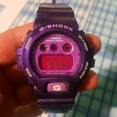 Casio G-Shock Purple One size