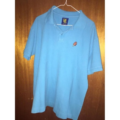 Og Ice Cream Bbc Chocolate Popsicle Polo Shirt