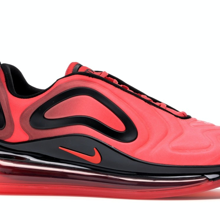 Nike Air Max 720 University Red Black