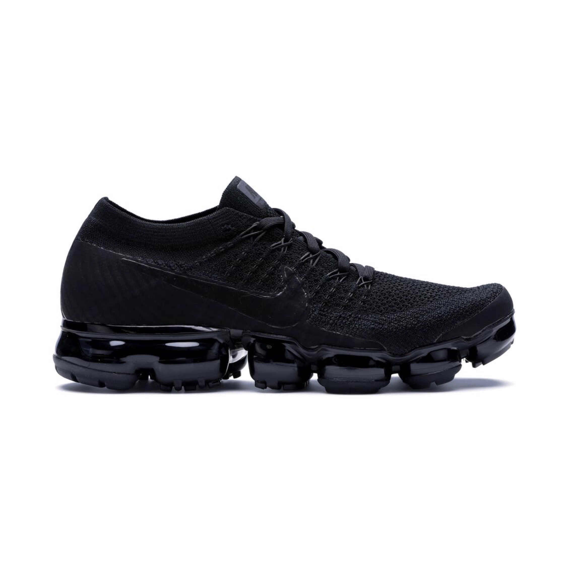pretty nice 6c51c 27f9c Nike Air Vapormax Flyknit Triple Black 3.0