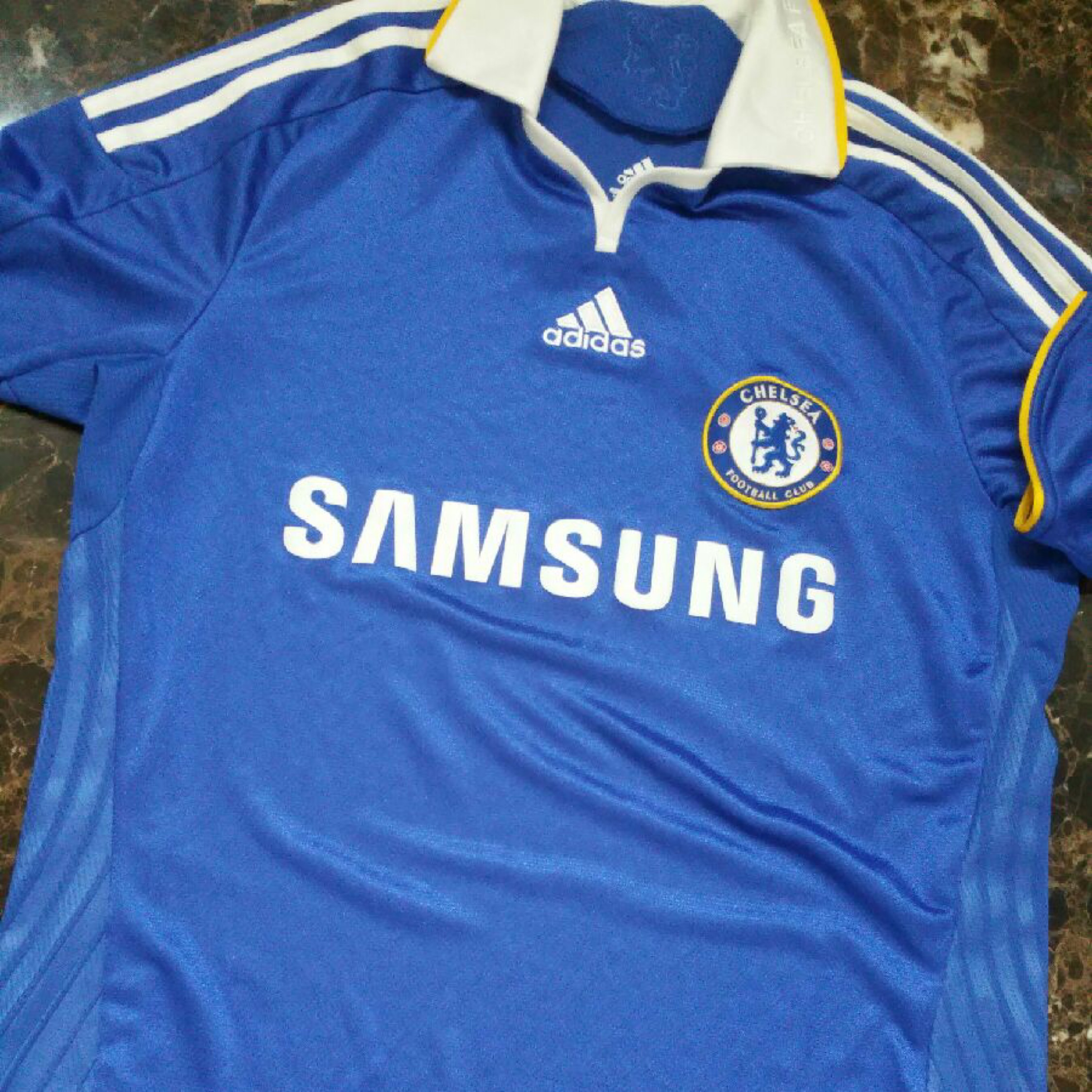 the best attitude 9a803 aca5b Adidas Chelsea Football Soccer Jersey S