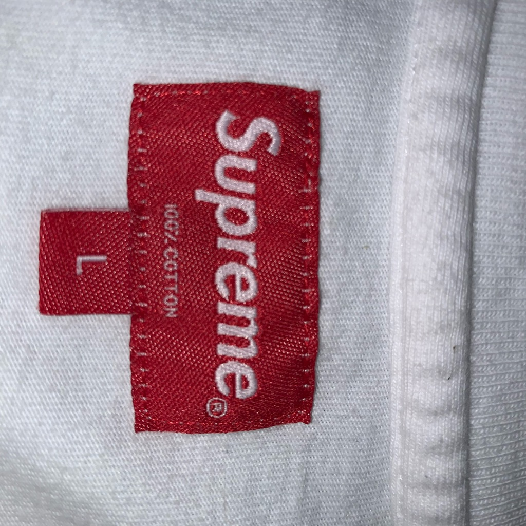 Supreme Stagger T-Shirt