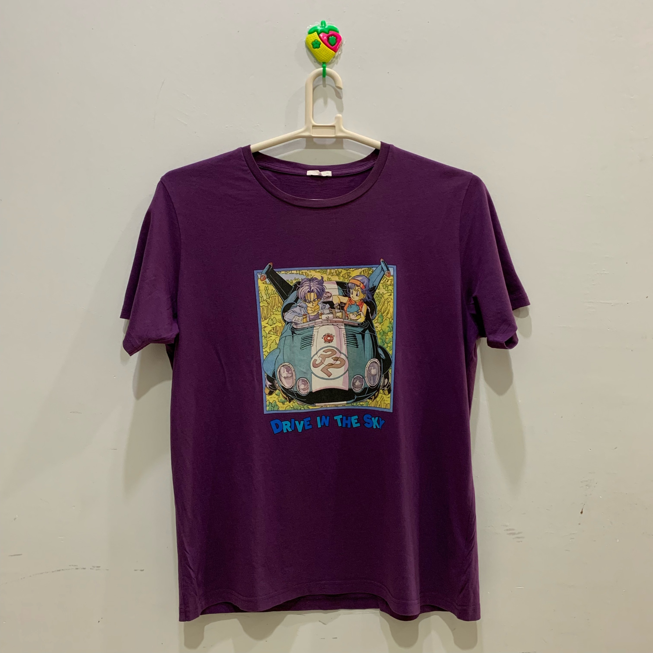 Dragon Ball Tee Size Xl Fits L
