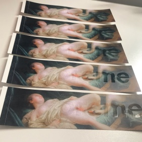 Ss19 Supreme Leda And The Swan 5 Box Logo Stickers